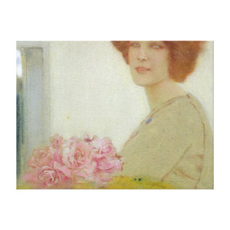 Roses, 1912 canvas print