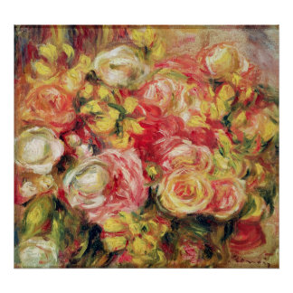 Roses, 1915 posters