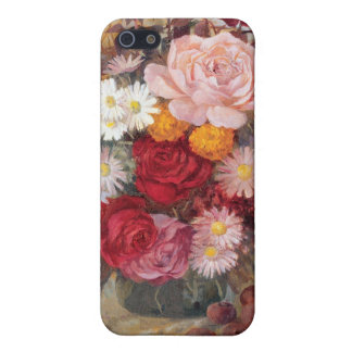 Roses and Daisies iPhone4 Case iPhone 5/5S Cover
