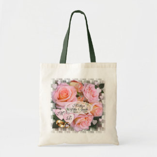 Roses and Hearts ~ Wedding Tote