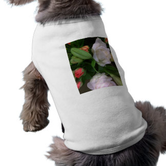 Roses and Lilies Dog Clothing