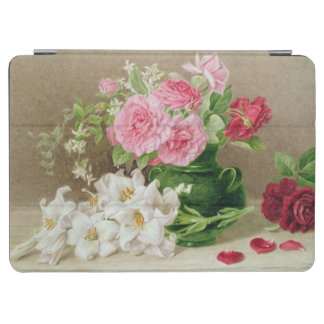 Roses and Lilies iPad Air Cover