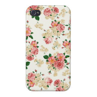 Roses and Magnolias iPhone 4/4S Cover