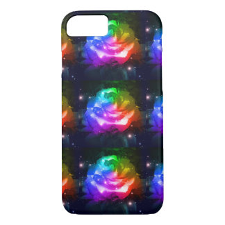 Roses and stars iPhone 7 case