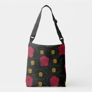 Roses and Vines Crossbody and tote bags Tote Bag