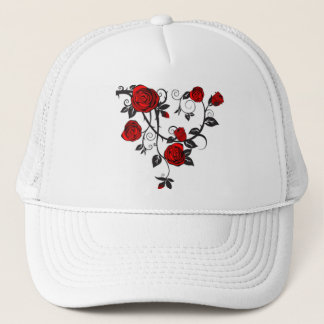 Roses and Vines Trucker Hat