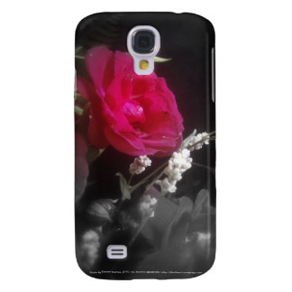 roses and wildflowers 6 samsung galaxy s4 cover
