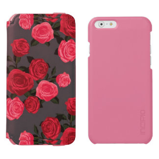 Roses are Red..and Pink Incipio Watson™ iPhone 6 Wallet Case