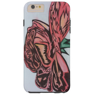 Roses are Red Tough iPhone 6 Plus Case