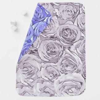 Roses Baby Blanket