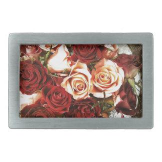 Roses Belt Buckle
