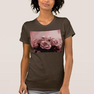 Roses blush Valentine T-shirts