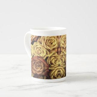 Roses Bone China Mug