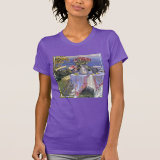Roses by the Sea T-Shirt