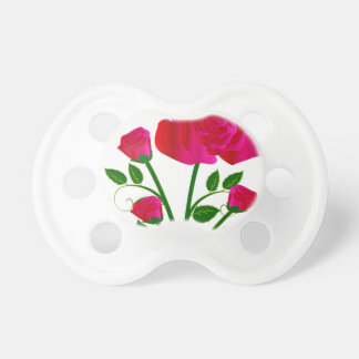 Roses Clipart Pacifier