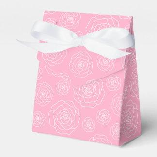 Roses Contour Favour Box