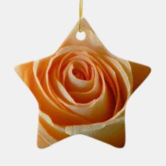 Roses Christmas Tree Ornament