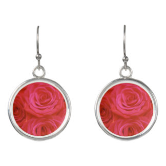 Roses Earrings