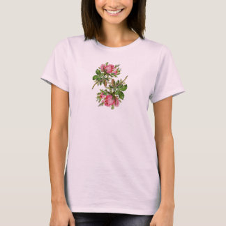 Roses Floral T-Shirt