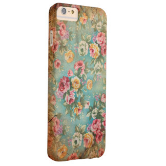Roses Flowers Barely There iPhone 6 Plus Case