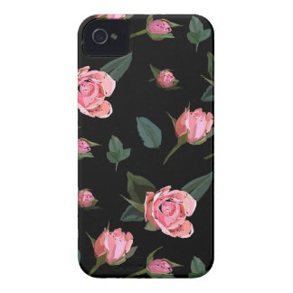 Roses flowers iPhone 4 Case-Mate case