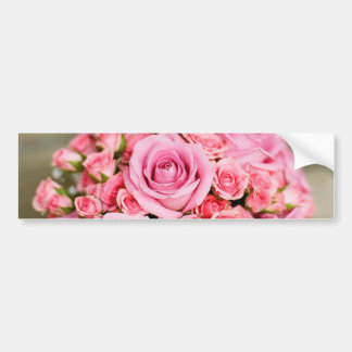 Roses For Mom! Bumper Sticker