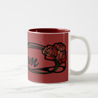 Roses for Mom Mug