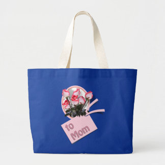 Roses for Mom on Mother's Day Bags
