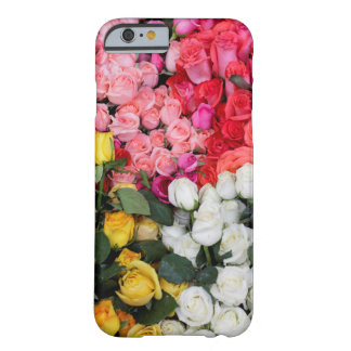 Roses for sale, San Miguel de Allende, Mexico Barely There iPhone 6 Case