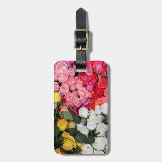 Roses for sale, San Miguel de Allende, Mexico Luggage Tag