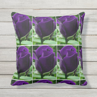 Roses for that special person outdoor cushion