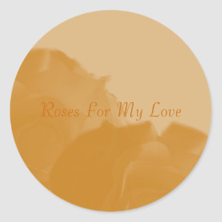 Roses For You Sticker