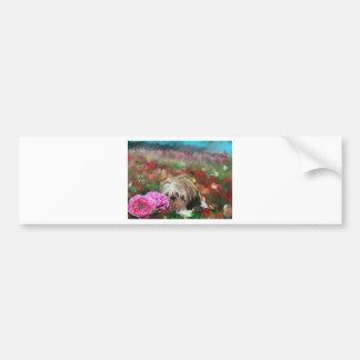 roses garden jpg bumper stickers