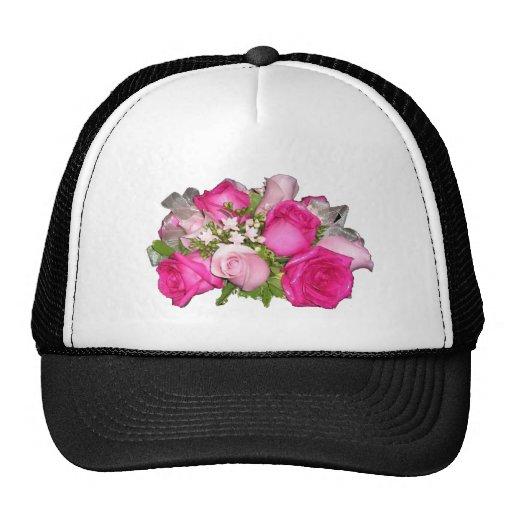 Roses Trucker Hats