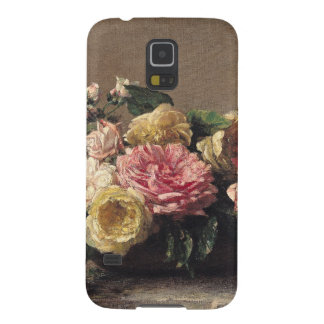 Roses in a Dish, 1882 Case For Galaxy S5