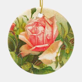 Roses in Bloom Ornament