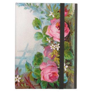 ROSES JASMINES iPad COVERS