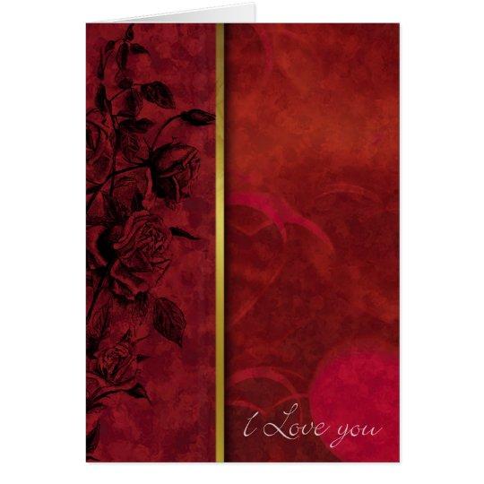 Roses-n-Hearts Card