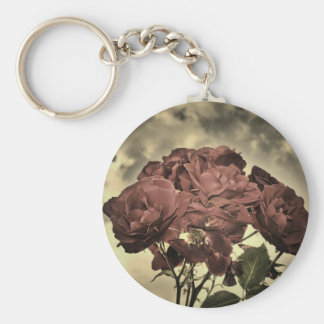 Roses of Love Key Chain