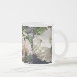 Roses of Love Lilies of Life_ Coffee Mug
