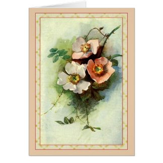 Roses on the Vine Card