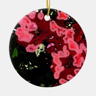 Roses Ornament