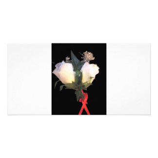 Roses Picture Card