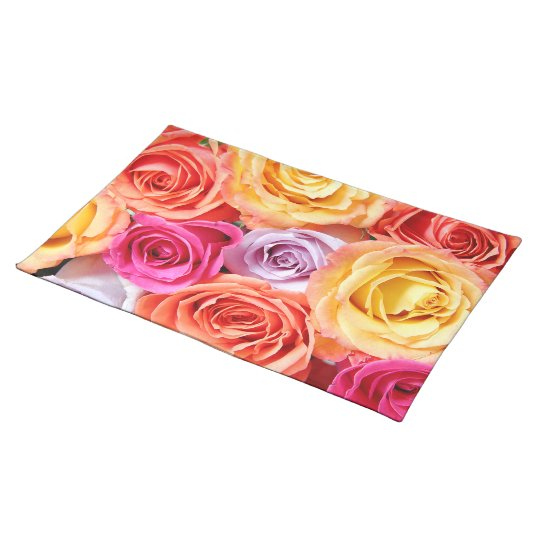 Roses Place Mats
