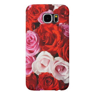 Roses Samsung Galaxy S6 Cases