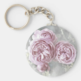 Roses Shabby Style created by Tutti Key Chain