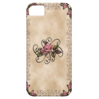 Roses & Swirls iPhone4 iPhone 5 Cases