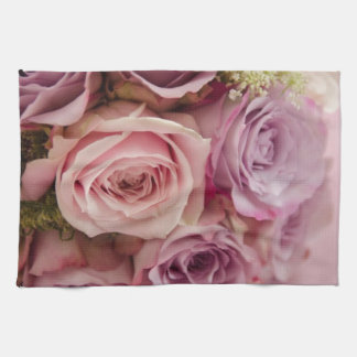 Roses Tea Towel