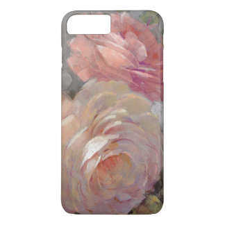 Roses with Gray iPhone 8 Plus/7 Plus Case