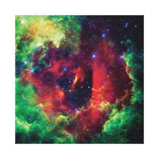 Rosetta Nebula Canvas Print